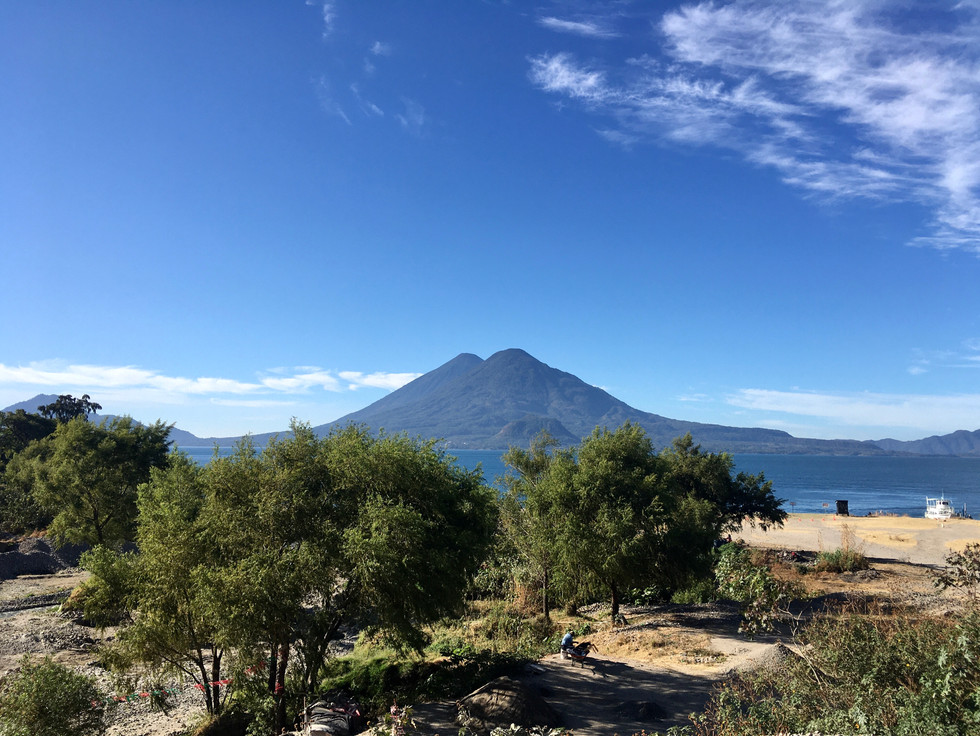 Le volcan San Pedro