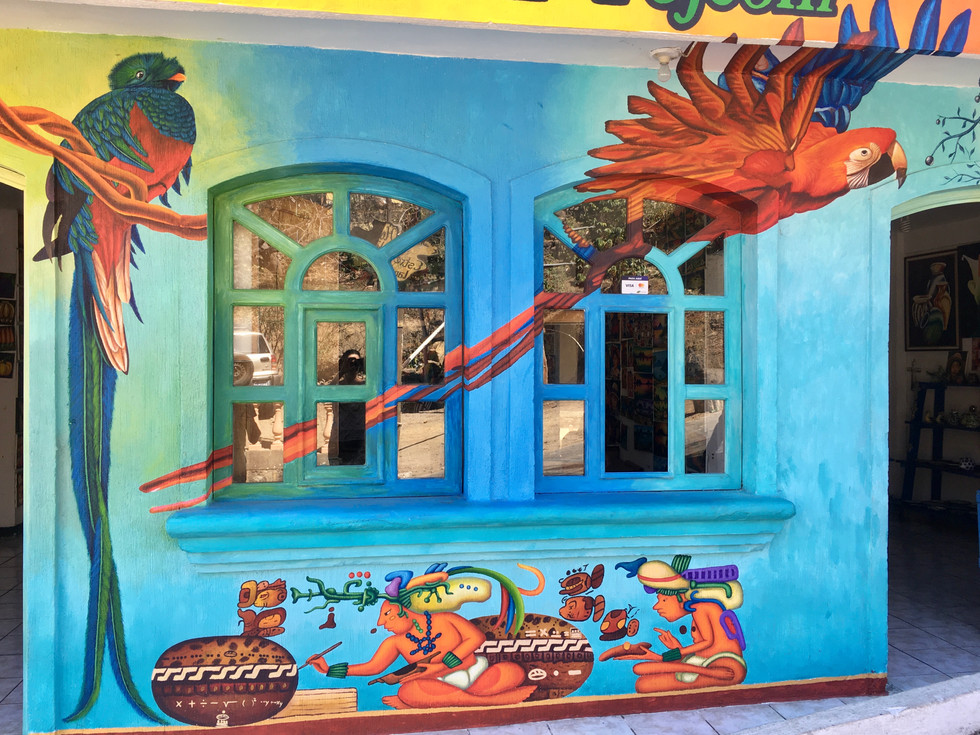 Peintures murales à San Juan