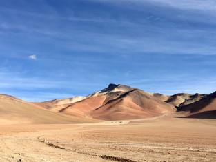 Le désert de Dhali