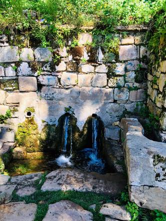 La fontaine de jouvence des Incas