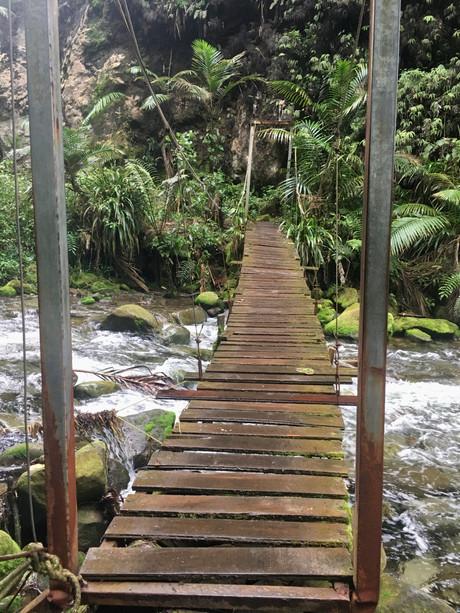 Sur le chemin des cascades