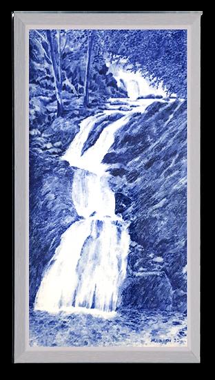 Swiss Cottage Waterfall Woodstock Inisti