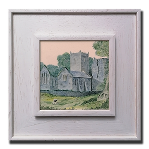 The Priory, Inistioge c1815.