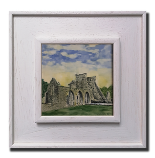 Kells Priory North Transept and crossing