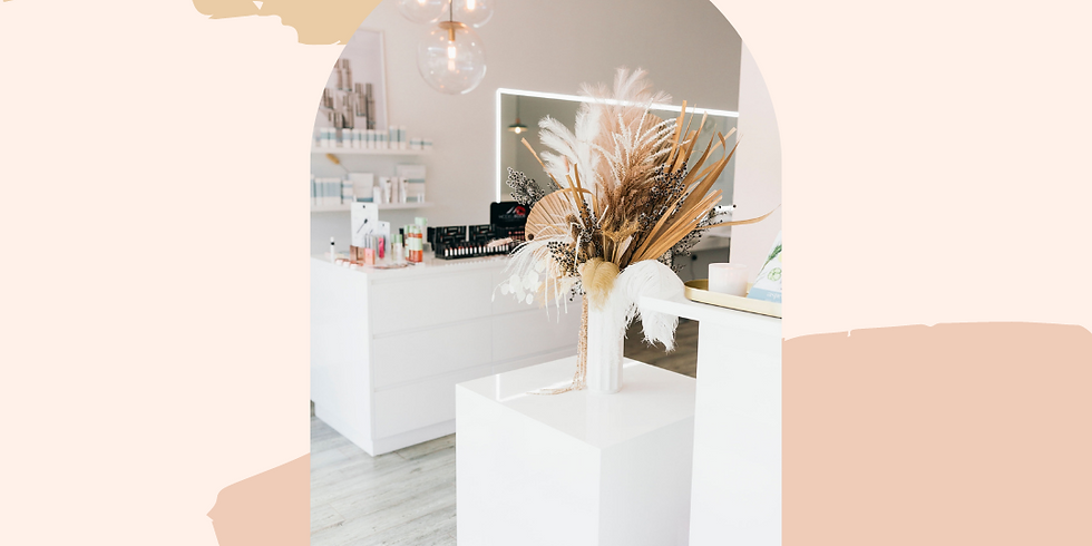 The Luxe Beauty Co. 5th Birthday Salon Event