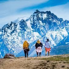 hampta valley view