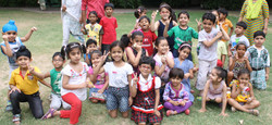 Akshara's Youngest students