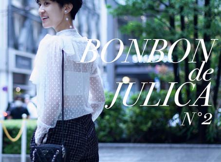 BONBON de JULICA N°2. ジュリカのボンボンイヤリング特集N°2。/ YURIKALAMODE vo.14