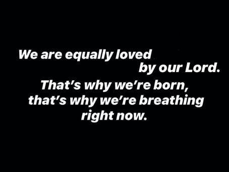 "YURIPOETRIKA 38 ""We are equals"""