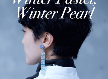 """""""Winter Pastel, Winter Pearl"""" JULICA 7th Collection part 1/ YURIKALAMODE vo.16"""