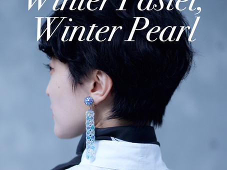 """Winter Pastel, Winter Pearl"" JULICA 7th Collection part 1/ YURIKALAMODE vo.16"