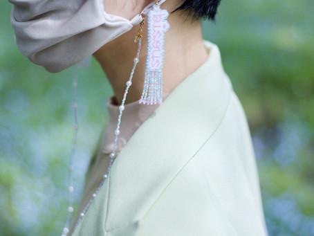 """BISOUS, JULICA 8th Collection. 新作コレクションより、ビズ。""/ YURIKALAMODE vo.39"