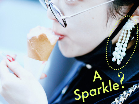 """A Sparkle. ひとつ、きらめきを。""/ YURIKALAMODE vo.35"