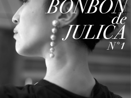 BONBON de JULICA N°1. ジュリカのボンボンイヤリング特集N°1。/ YURIKALAMODE vo.12