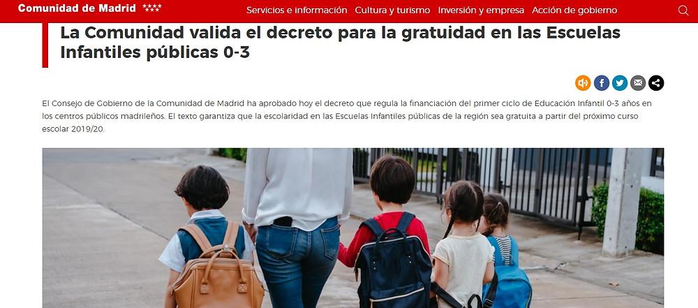 http://www.comunidad.madrid/noticias/2019/04/09/comunidad-valida-decreto-gratuidad-escuelas-infantiles-publicas-0-3