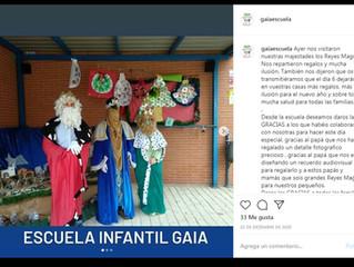 INICIAMOS EL 2 º TRIMESTRE DEL CURSO 20/21