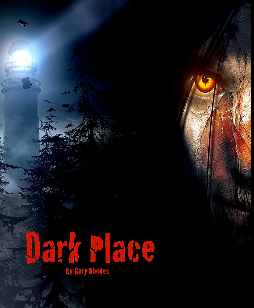 Dark Place, Gothic Thriller movie poster