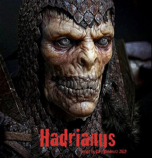 Poster for Hadrianus TV series
