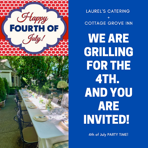 July 4th Dinner Celebration