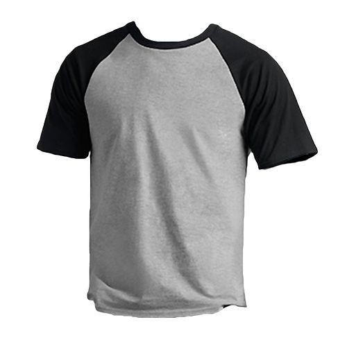 GILDAN 亞規棒球T恤 76500