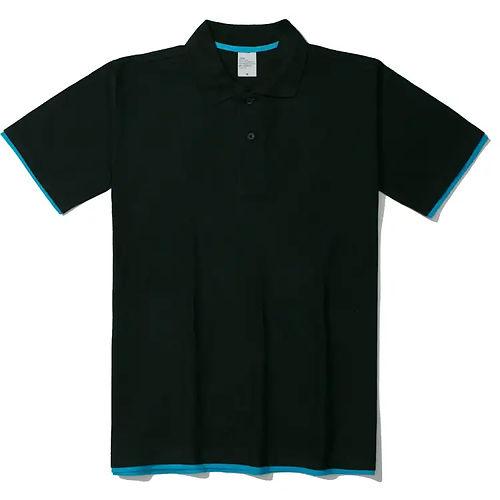 排汗polo衫(雙色) 1AC05