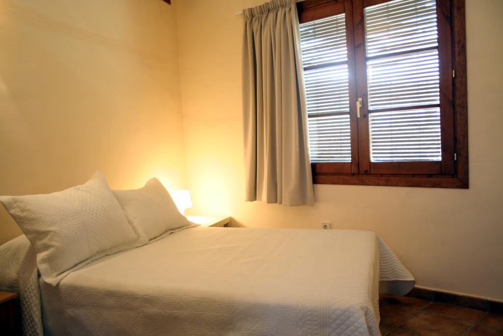 Dormitorio principal Casa Tío Pocho