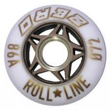 RollLine Zero Inline Figure Wheels - Set of 6