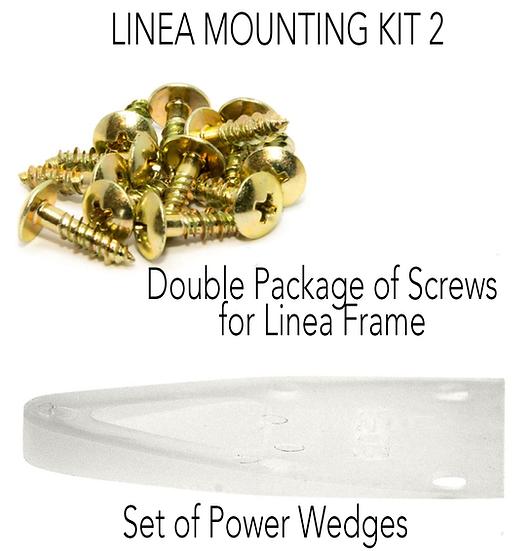 Linea Mounting Kit 2