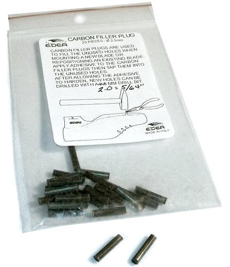 Edea Carbon Filler Plugs