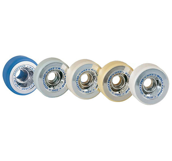 Giotto 57mm Freestyle Wheels