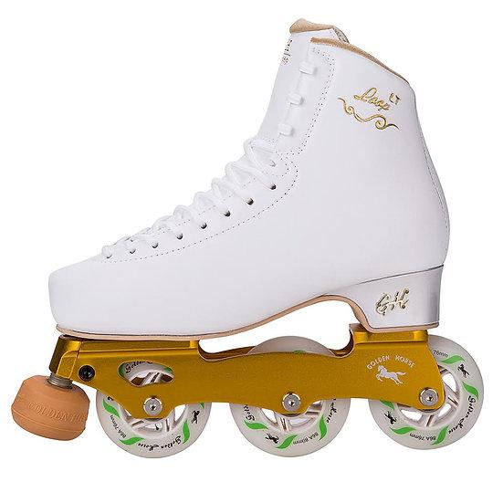 G H Loop LT Inline Figure Skates