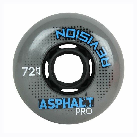 Revision Asphalt Pro Inline Wheels - Set of 6
