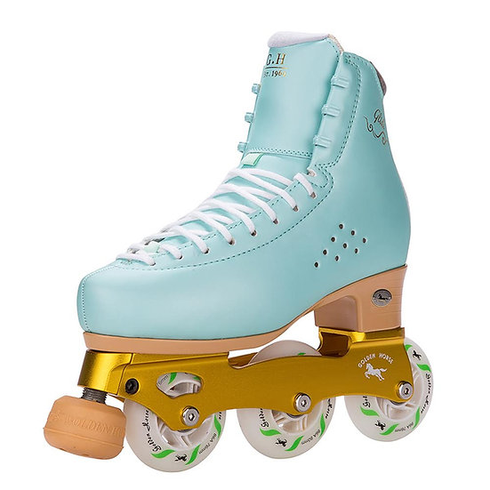 G H Magic Inline Figure Skates