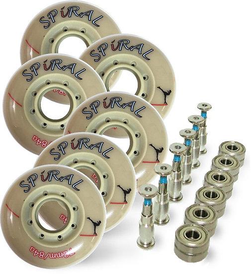 Spiral® Complete - Set of 6