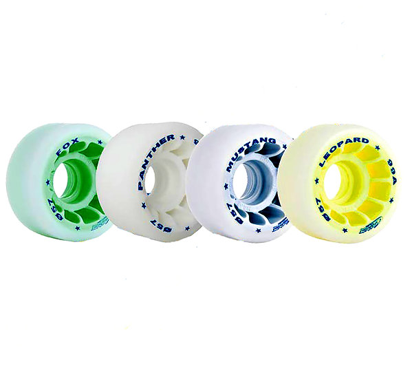 Professional 57mm and 55mm Wheels