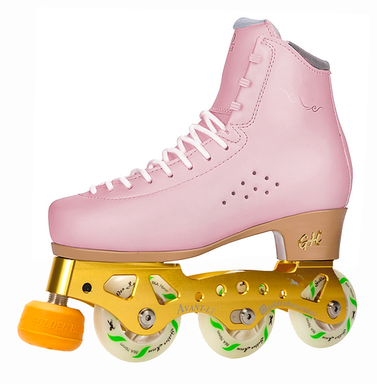 G H Magic + Avant LT Inline Figure Skates