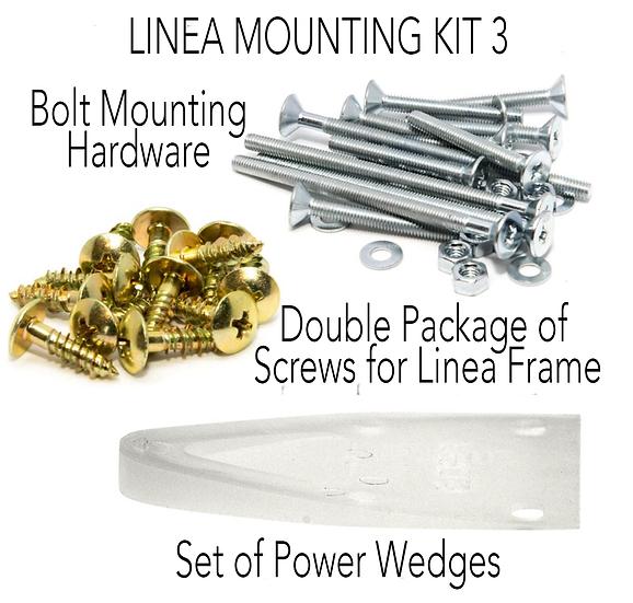 Linea Mounting Kit 3