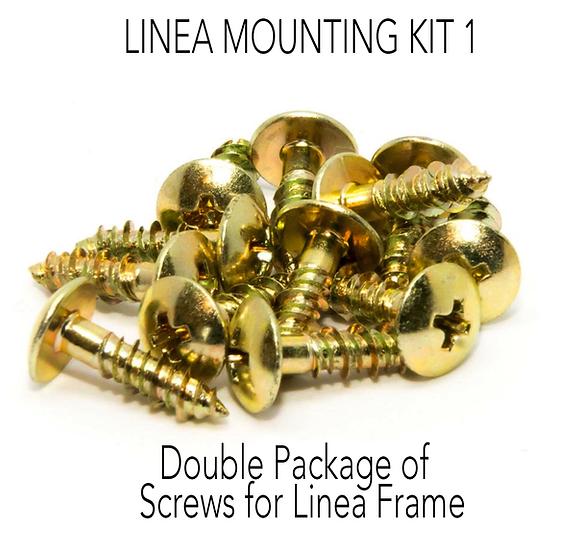 Linea Mounting Kit 1