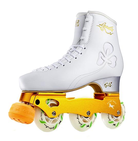 G H Leader Inline Figure Skates