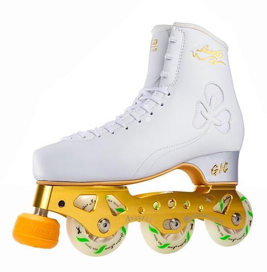 G H Leader + Avant LT Inline Figure Skates