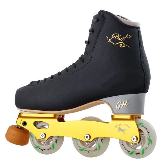 G H Glide LT Inline Figure Skates - New
