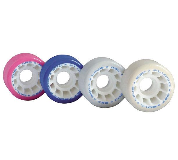 Fluido 57mm Freestyle Wheels