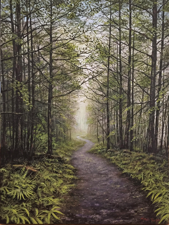 Apalachian Trail. NC