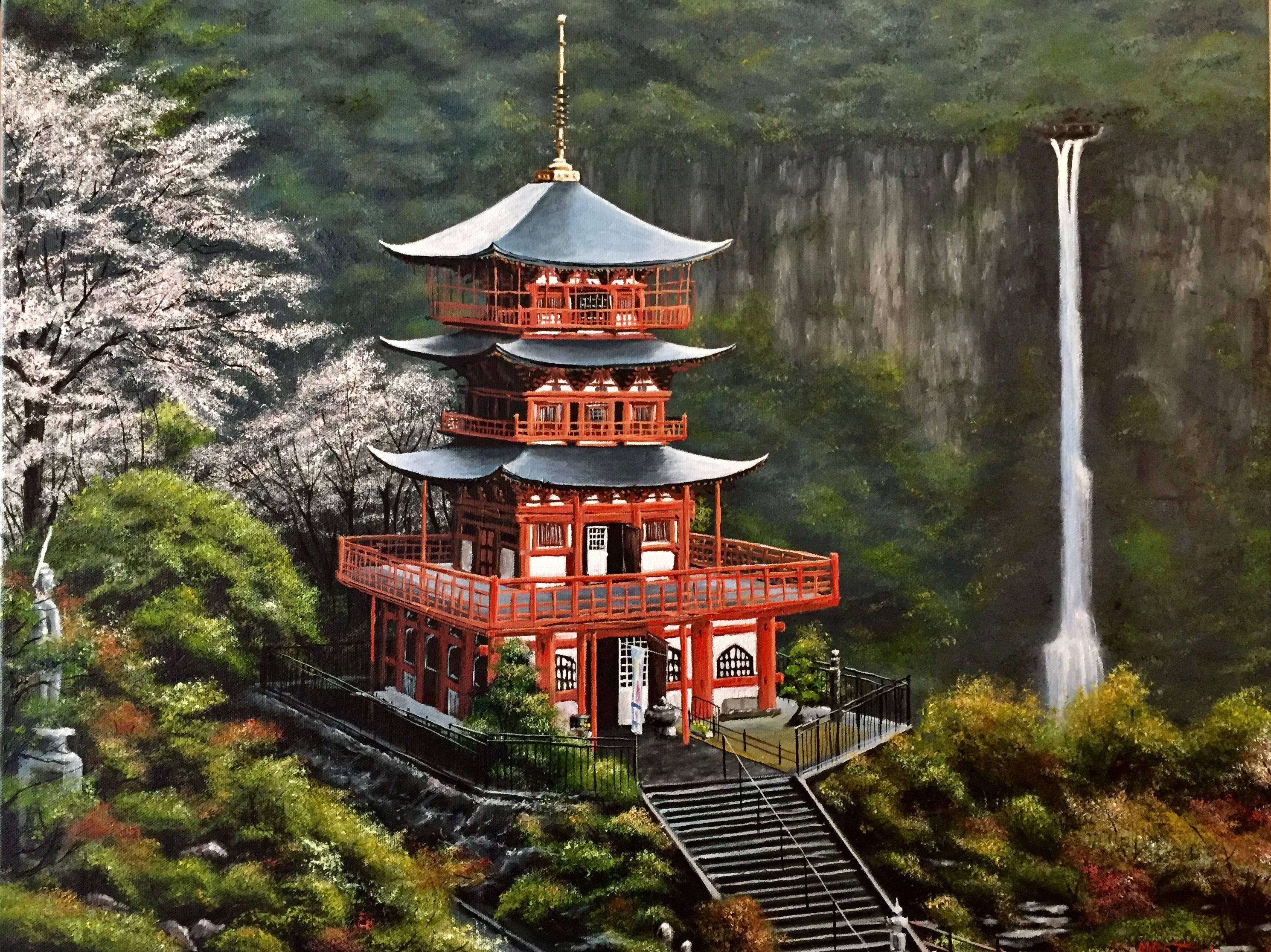 Samurai Pagoda
