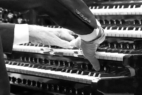 Michael Petrosh, Organist