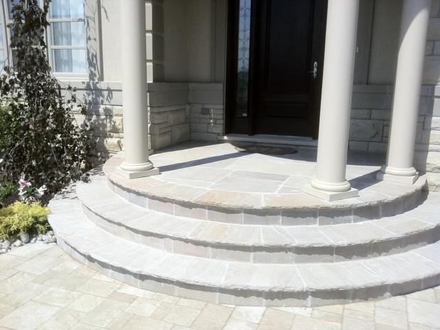 Porch & Front Steps