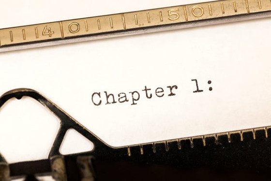 Your First Novel – The Halfway Stage