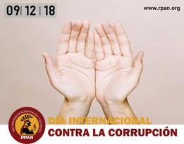 Día Internacional contra la Corrupción 09/12/2018