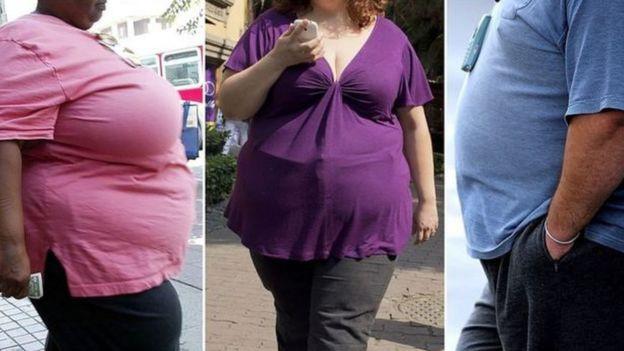 Uno de cada cuatro hombres en Argentina, Uruguay, Chile o México es obeso. GETTY IMAGES