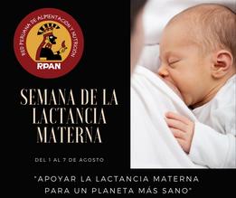 Semana Mundial de la Lactancia Materna 2020